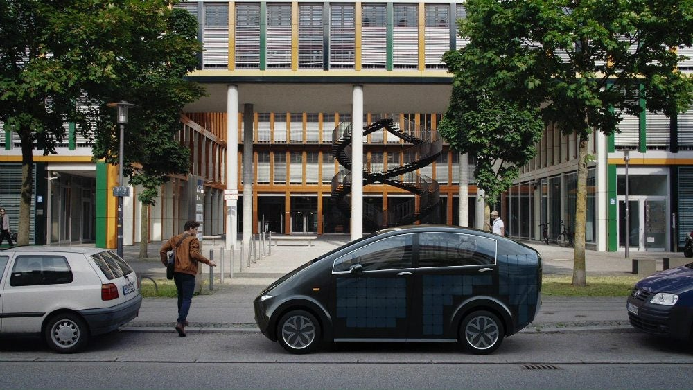 Sono Motors: Solar Powered Solutions 15