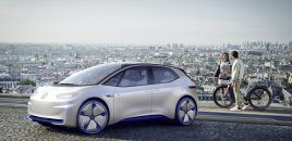 Volkswagen Eyeing Electric & Autonomous Platforms With New I.D.