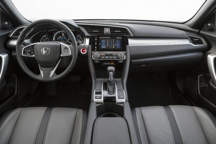 2017 honda civic to feature turbo charging manual transmission. Black Bedroom Furniture Sets. Home Design Ideas