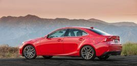 2016 Lexus IS 200t F Sport Review
