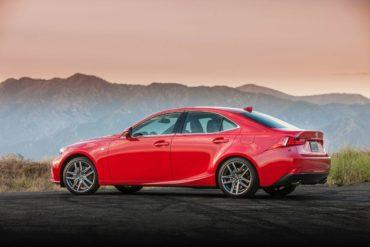 2016 Lexus IS 200t F SPORT 004 149162AB0CF29EFA4A876521CF852B845FF31A02