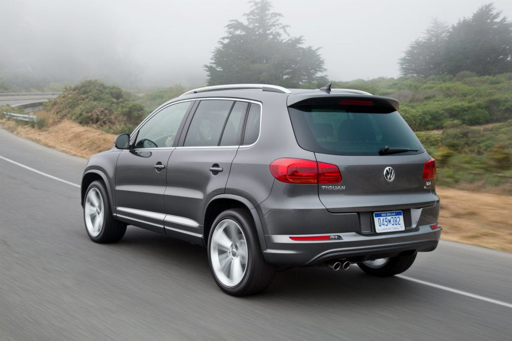 2016 Volkswagen Tiguan SEL 4Motion Review