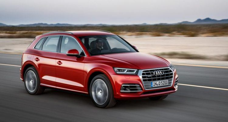 First Look 2018 Audi Q5 Euro Spec