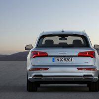 2018 Audi Q5 Rear Fascia