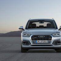2018 Audi Q5 Front Fascia