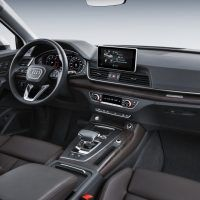 2018 Audi Q5 Front Seats