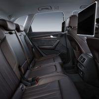 2018 Audi Q5 Rear Seats