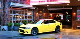 2017 Dodge Charger: Performance Through Safety