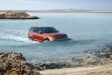 First Look: 2017 Land Rover Discovery 25