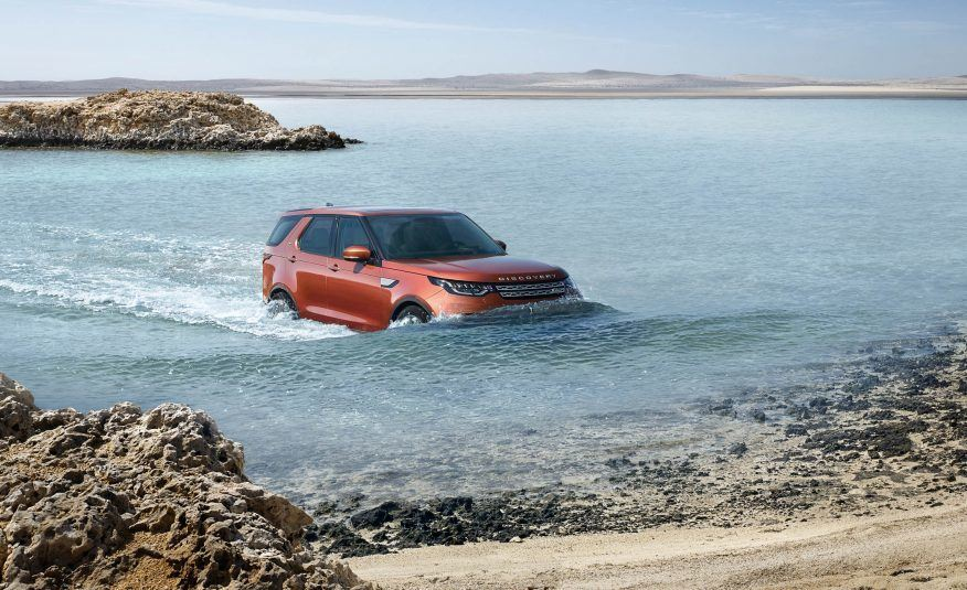 First Look: 2017 Land Rover Discovery