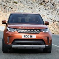 2017 Land Rover Discovery Front Fascia