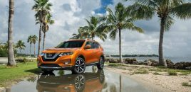 2017 Nissan Rogue: The Hot Seller