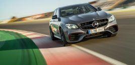 Mercedes-Benz Reveals Most Powerful E-Class Yet