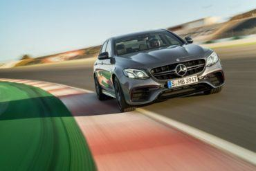 2018 Mercedes AMG E63 S Sedan 103