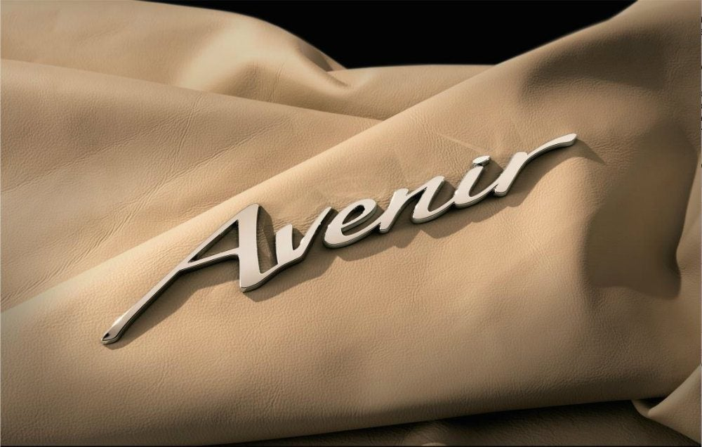 Buick Avenir Sub Brand