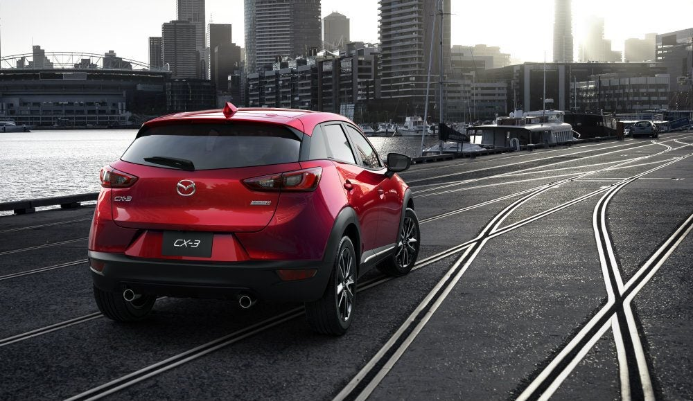 2017 Mazda CX-3 Grand Touring AWD Review