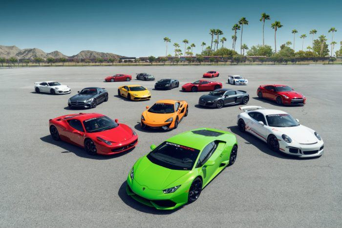 A Turbo Charged Day In Vegas With Exotics Racing