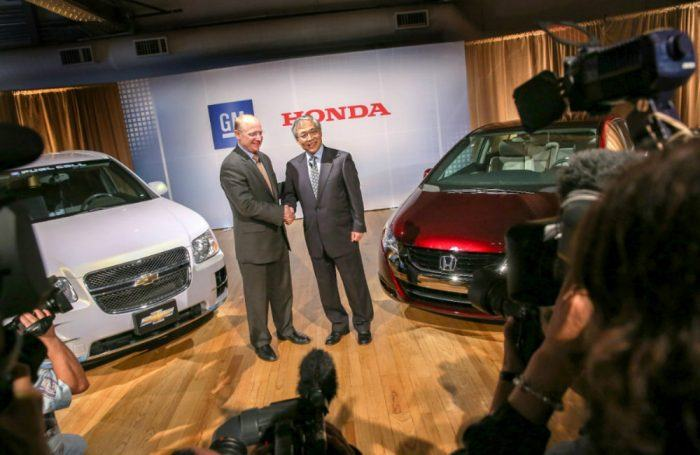 General Motors, Honda Partner For Next Generation Battery Technology
