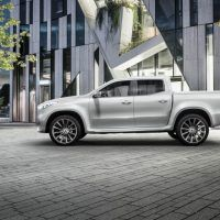 Mercedes-Benz X-Class concept Stylish Explorer Left Side Profile