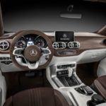 Mercedes Benz X Class concept 113 876x535