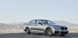 2017 BMW 5 Series: Not Exactly Your Rich Uncle's Car