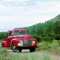 The 1948 F-1 was not only a completely new body style for Ford trucks, but also brought along a new way of thinking about how pickup trucks were used.