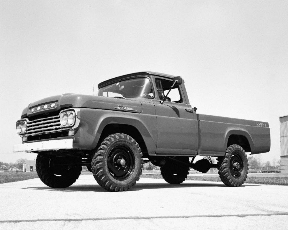 Automoblog Book Garage: The Complete Book of Classic Ford F-Series ...