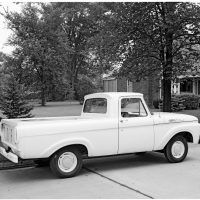 The Complete Book of Classic Ford F-Series Pickups by Dan Sanchez.