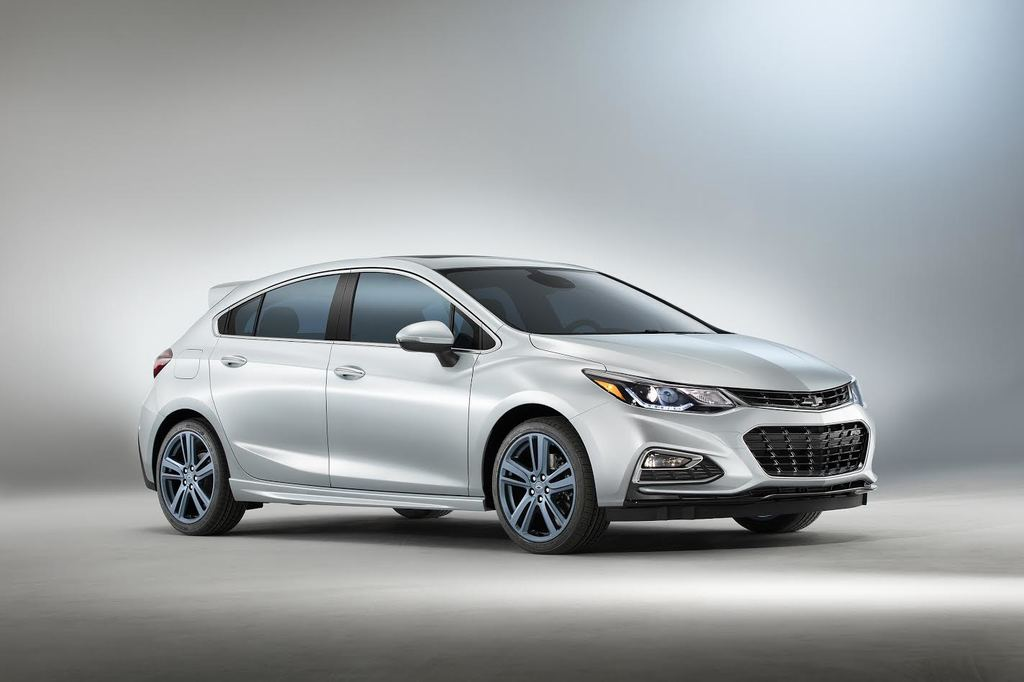 Chevrolet Cruze Hatch RS Blue Line Concept