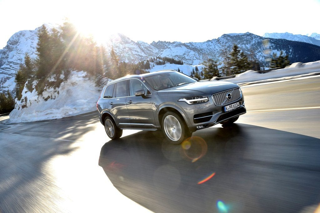 2017 Volvo XC90 T6 AWD Inscription Review