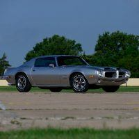 "When the 1970 Firebirds hit the showroom, they had to share space with 1969 Firebirds that hadn't sold. Customers who set eyes on this graceful design could be excused for ignoring the older car. It's been said that the mark of a good designer is knowing when to lift the pen; Pontiac's stylists knew exactly when to say ""enough."""