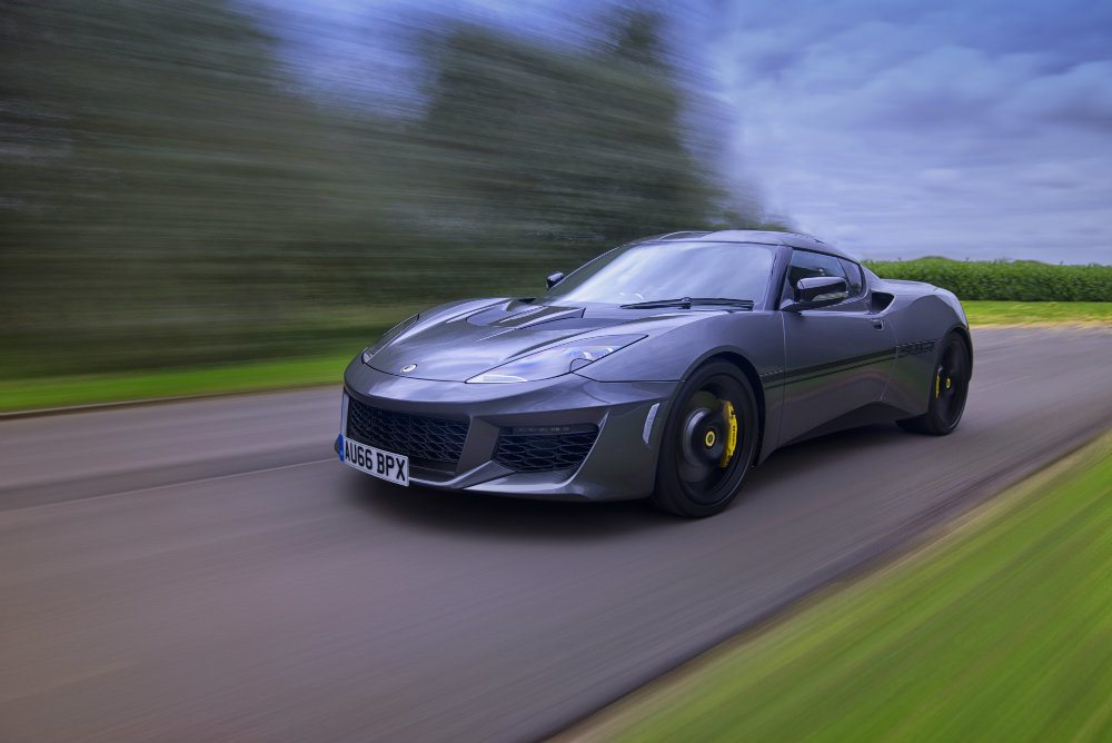 Lotus Evora Sport 410: Setting New Benchmarks