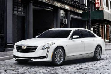 2017 Cadillac CT6 Plug In Hybrid 037