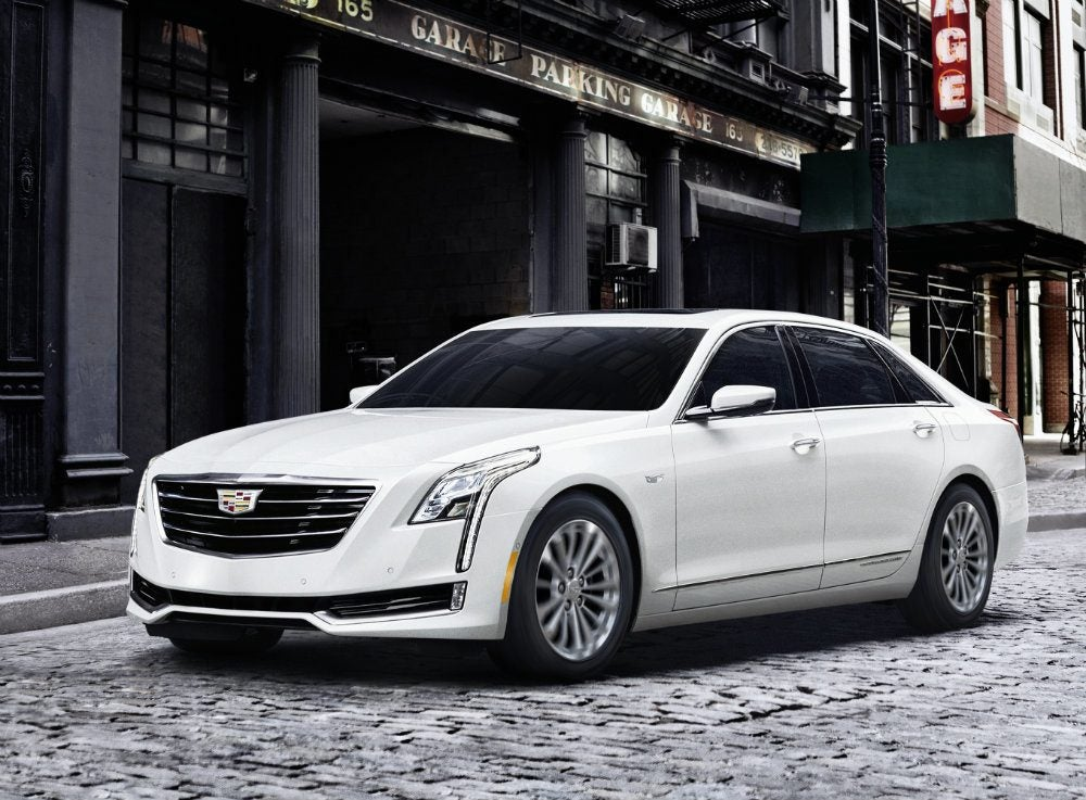 2017 Cadillac CT6 Plug-In Hybrid: Range Meets Performance
