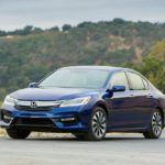 2017 Honda Accord Hybrid   17
