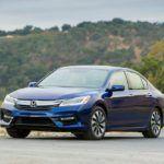 2017 Honda Accord Hybrid 17