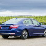 2017 Honda Accord Hybrid   2