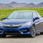2017 Honda Accord Hybrid 3