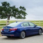 2017 Honda Accord Hybrid   4