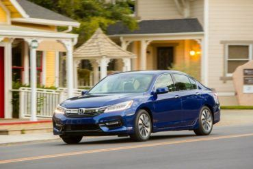 2017 Honda Accord Hybrid 41