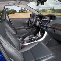 Interior Highlights Stepping Inside The 2017 Honda Accord Hybrid
