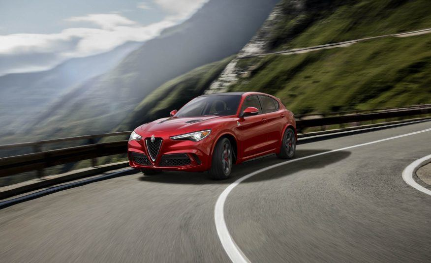 First Look: 2018 Alfa Romeo Stelvio and Stelvio Quadrifoglio