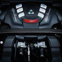 2018 Alfa Romeo Stelvio Quadrifoglio 2.9 L Turbocharged V6