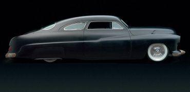 Builder: Rick Dore - 1951 Mercury Hardtop Coupe