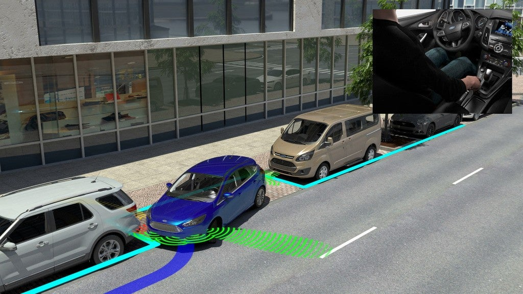 Ford's New Driver-Assist Technologies: Too Much or Just Enough?