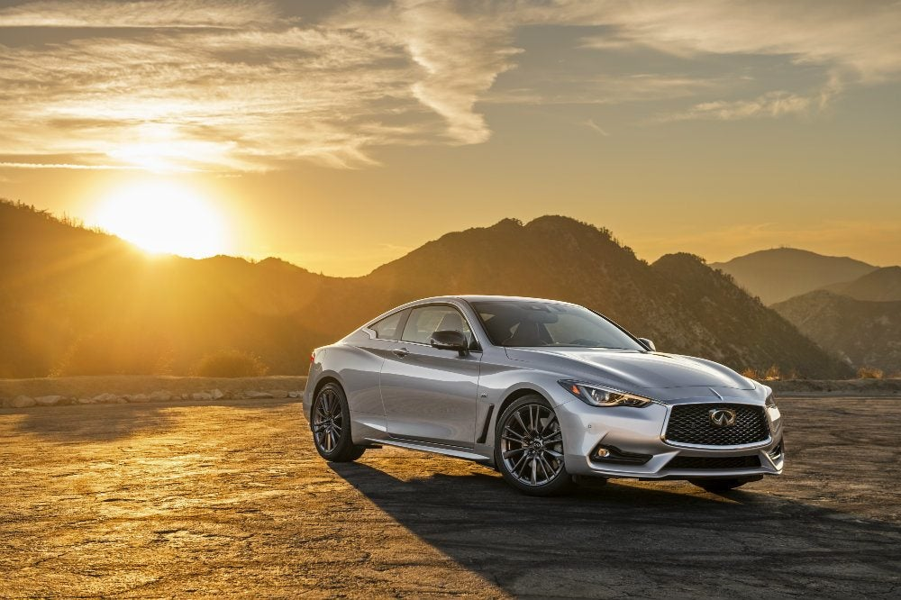 2017 Infiniti Q60 3.0t Sport: Special Editions & Charitable Causes