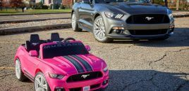 Power Wheels Mustang: The Pint-Sized Pony Car