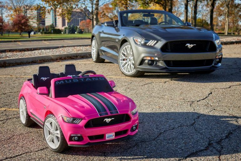 Power Wheels Mustang: The Pint-Sized Pony Car 18