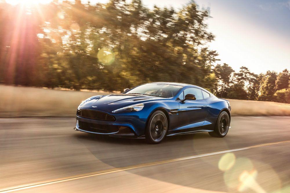 Aston Martin Vanquish S: Beyond The British GT
