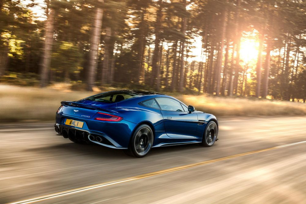 Aston Martin Vanquish S: Beyond The British GT